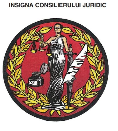 Insigna Consilierului Juridic