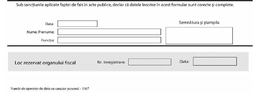 151: Cerere pentru revocarea dreptului de utilizare a serviciului depunere declaratii on-line - partea 2